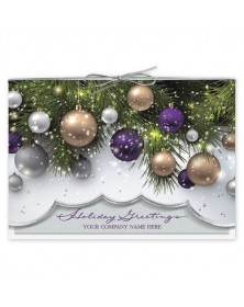 Pretty & Posh Holiday Cards