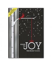 Joyful Cardinal Holiday Cards