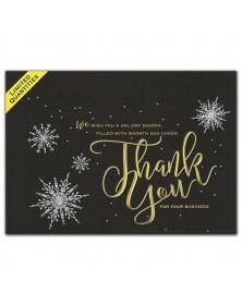 Starlight Gratitude Holiday Cards