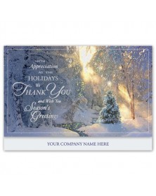 Magical Morning Holiday Cards