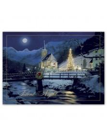 Graceful Night Christmas Cards