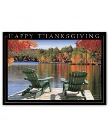 Lake View Thanksgiving Cards