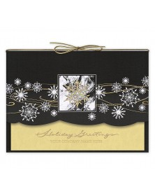 Festive Foils Holiday Cards