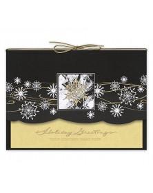Festive Foils Holiday Cards