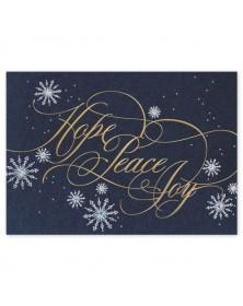 Abundant Joy Holiday Cards