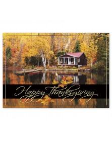 Autumn Appreciation Thanksgiving Cards