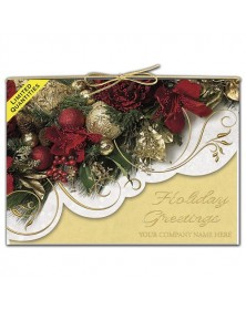 Delicate Trimmings Holiday Cards
