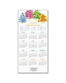 Splendid Seasons Calendar Cards