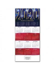 Stars & Stripes Calendar Cards