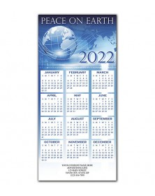 2020 Wishes Calendar Cards