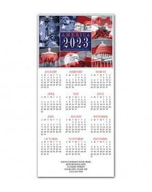 Land of Liberty Calendar Cards