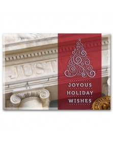 Classic Appeal Attorney Holiday Cards