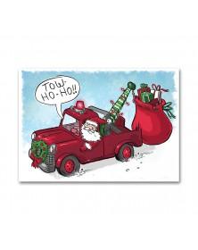Tow-Ho-Ho Automotive Holiday Cards