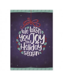 Filled With Joy Holiday Cards