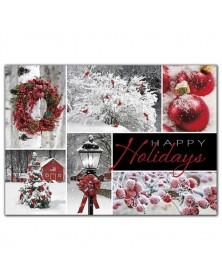 Seasonal Showcase Holiday Cards
