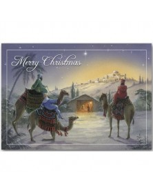 They Come With Gifts Christmas Cards