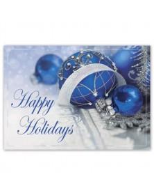 Starlight Sapphire Holiday Cards