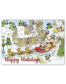 Holiday Builders Cards