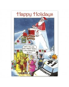 Call Security Holiday Cards