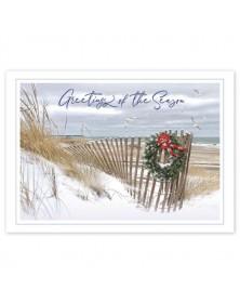 Seashore Greetings Holiday Cards