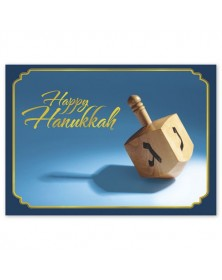 Dreidel Dreidel Dreidel Hanukkah Cards