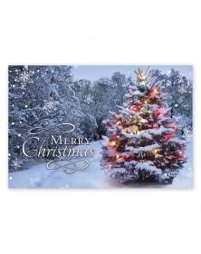Beacon Of Joy Christmas Postcards