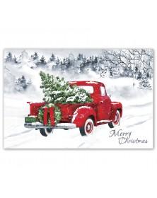 Vintage Vibe Christmas Postcards