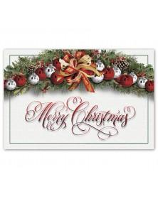 Color Me Merry Christmas Postcards