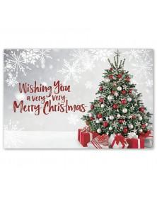 Extra Cheer Christmas Postcards