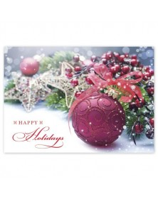 Country Charm Holiday Cards