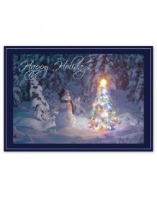 Snowy Decorator Christmas Cards