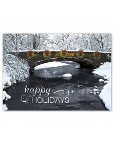 Holiday Thaw Holiday Greeting Cards