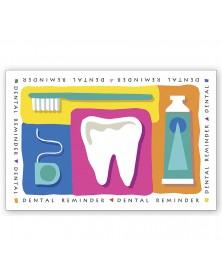 Dental Laser Postcards Dental Reminder
