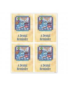 Exp Laser Recall Postcard Dental (Sink)