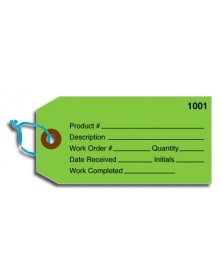 Custom Horizontal Tags