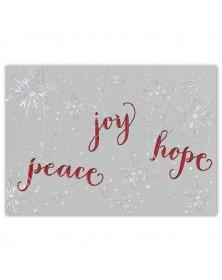 Ribbons of Joy Holiday Cards