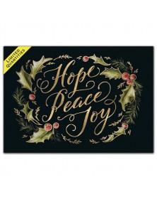 Hope & Joy Holiday Cards