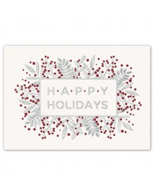 Silver Standard Holiday Cards