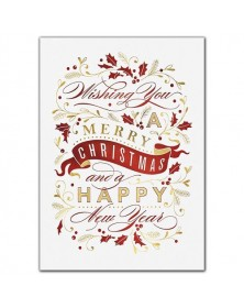 Christmas Flurry Holiday Cards