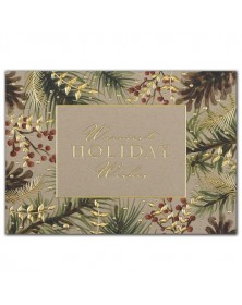 Woodland Wishes Holiday Cards
