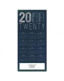 Fresh Start Calendar Cards