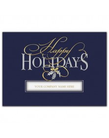 Timeless Classic Holiday Cards