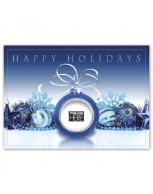 Sapphire Season Holiday Logo Cards