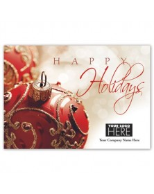 Holiday Bliss Holiday Logo Cards