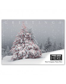 Winter Wanderings Holiday Logo Cards