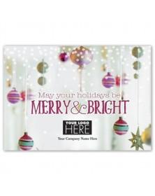 So Bright Holiday Logo Cards