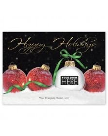 Holiday Display Holiday Logo Cards