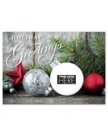 Center of Attention Holiday Logo Cards