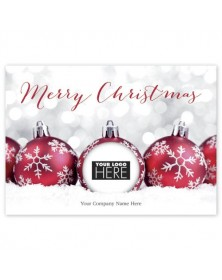Delightful Christmas Logo Cards