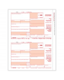 Laser 1099-NEC Federal Copy A